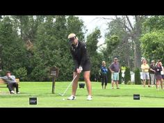 Highlights from the Golf Association of Ontario's 2014 Investors Group Ontario Women's Amateur Championship, July 8-11 at the Brampton Golf Club, won by Smiths Falls' Brooke Henderson.