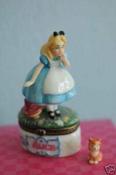 Alice Limoges box