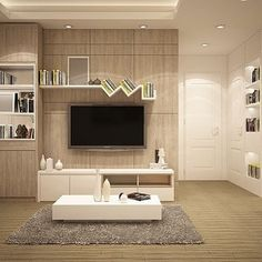 If you're looking for the right team to help you remodel your living room, contact JMK Contractor, the best remodeling contractor Miami has to offer! Solid Wood Furniture, Home Furniture, Style At Home, Remodeling Contractors, Living Room Remodel, Home Repairs, 3ds Max, Living Room Kitchen, Home Fashion