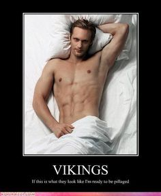 Vikings...LOL