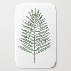 Good objects -Palm Leaf Bath Mat