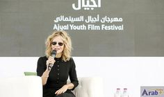 Meg Ryan at the 4th Ajyal Youth…