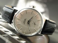 Vintage Omega Seamaster #watch #fashion #accessories