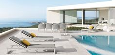 Manutti - Outdoor Furniture Collection