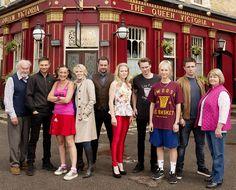 The Carters #EastEnders 2014
