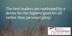 Effective #leadership is learned. We all lead every day, sometimes unknowingly. Notice your impact on others.