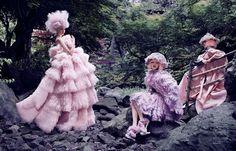 Vogue Nippon November 2012