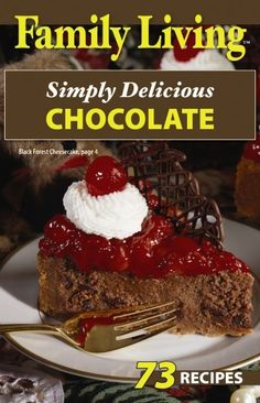 Leisure Arts - FAMILY LIVING: Simply Delicious Chocolate, $1.00 (http://www.leisurearts.com/products/family-living-simply-delicious-chocolate.html)