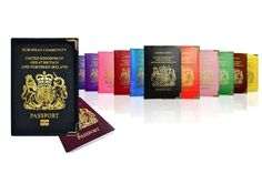 Passport Holder - 12 Colours! deal in Art Get a passport holder to keep your documents safe when travelling.   Or upgrade and get three holders.  Choose from 12 different colours.  Bright colour choices to help make your passport easier to spot.  Perfect for an overseas getaway! BUY NOW for just £2.00