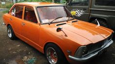 Corolla 73 Oranye The JAK - BANDUNG