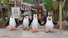 PENGUINS OF MADAGASCAR I LIKE TO MOVE IT MOVE IT BOOGIE DANCE UNIVERSAL ...