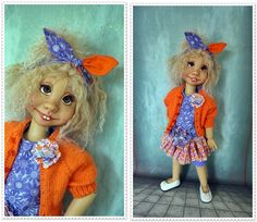 outfit for duda the trinket box kid by JazzyRagsFran on Etsy