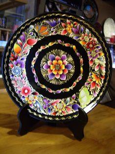 Fotos de Artesanía de madera laqueada en oro Morelia