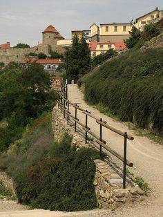 Znojmo - Karolininy sady, Czech Republic