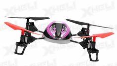 WL Toys RC 4 Channel Mini UFO V949 Quadcopter 2.4G