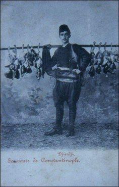 Osmanlı sokak ciğericisi