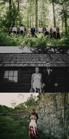 DIY Campground Wedding In Eureka
