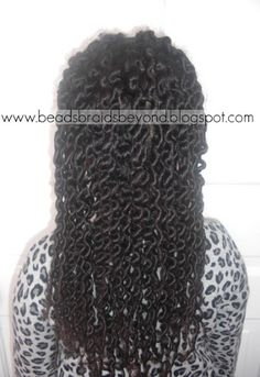 Beads, Braids and Beyond: Sister Twist Out