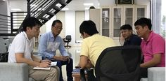 Đoàn doanh nghiệp Nhật Bản đến thăm và thiết lập quan hệ hợp tác với AMD Group
