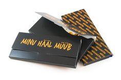 Müügimeistrite AS šokolaadiümbris www.stillabunt.ee