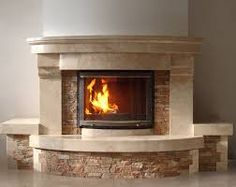 Image result for изразцовая плитка для камина House Design, House, Fake Fireplace, Home Goods Decor, Fireplace Design, New Homes, Cottage Fireplace, Bloomfield Homes, Indoor Outdoor Fireplaces