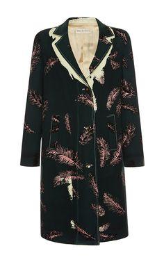 Wool Coat by EMILIO PUCCI for Preorder on Moda Operandi