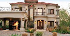 casa clásico toscano