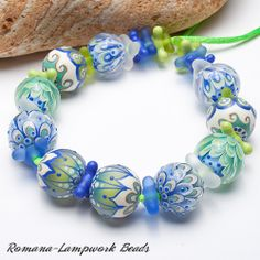 Lampwork Beads by Romana / November 2013