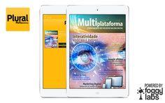 Revista Plural Multi para iPad, iPhone e Android, no Portfolio de Aplicativos da Foggy Labs  #revistanotablet