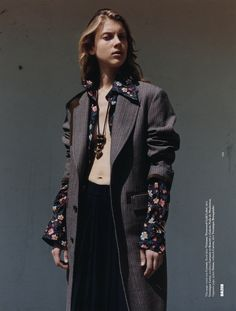 Fashion Copious - Ally Ertel & Clarence Tennessee Haaster by Harley Weir for Dazed Winter 2015
