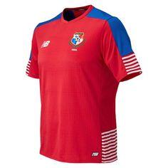 Esta es la nueva camisetas de futbol de Panama baratas casa 2016-2017, que se usará durante los clasificatorios de la Copa del Mundo 2018.