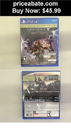 Video-Gaming: Destiny: The Taken King PS EXCLUSIVE (Sony Playstation 4, PS4, 2015) BRAND NEW!! - BUY IT NOW ONLY $45.99