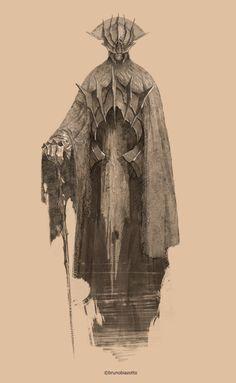 scifi-fantasy-horror:    Iron Bishop byBruno Biazotto