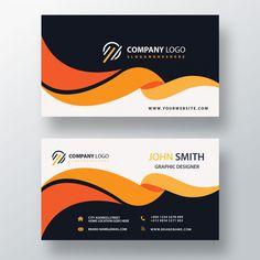 Creative business card template   Free Psd #Freepik #freepsd