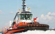 Sanmar Delivers #RRTurchia to #RimorchiatoriRiuniti - Leading Tugboat Builder…