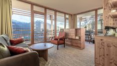 Fantastic view through location on the Seefeld plateau, sunny modern rooms, casual atmosphere and luxurious 1500 wellness area. Alpine Style, Treatment Rooms, Luxury Spa, Workout Rooms, Two Bedroom, Cool Rooms, Modern Room, Perfect Place, Furniture Design