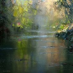 Landscape Paintings and photographs : Rex Preston. Landscape Paintings and photographs : Rex Preston Landscape Art, Landscape Paintings, Oil Paintings, Oil Painting Pictures, Spring Landscape, Landscape Design, Wow Art, Beautiful Paintings, Art Oil