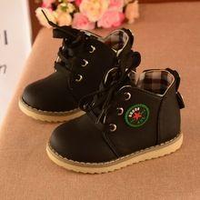 Dzieci Buty Dziewczyny Chlopcy Martin Buty Antyposlizgowe Miekkie Dno Kids Fashion Sneakers Wygodne Childrens Shoes Boys Toddler Snow Boots Girls Sandals Kids