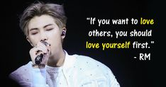 These are inspirational quotes from BTS RM's lyrics, speeches, and conversations that prove he is truly wise beyond his years. Now Quotes, Wise Quotes, Quotes To Live By, Inspirational Quotes, Change Quotes, People Quotes, Attitude Quotes, Bts Love Yourself, Love Yourself Quotes