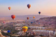 Cappadocia hot air ballon