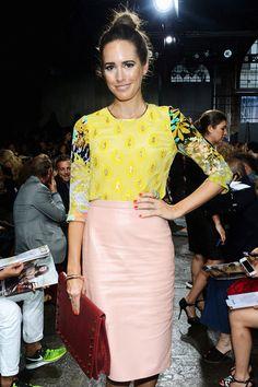 spring womens fashion | the DKNY Women's Spring 2013 fashion show during Mercedes-Benz Fashion ...