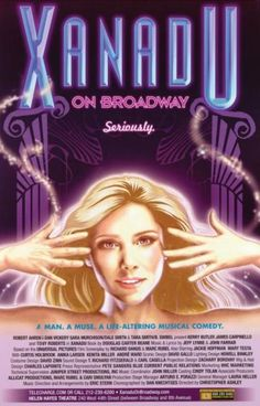 """Xanadu"" became a Broadway musical in 2008."