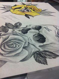 Study tattoo draw