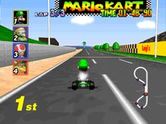 Luigi Flies #MarioKart