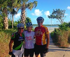 December 7-15 2015 Bike ride from Key Largo to Key West & return.  Hotels include Hampton Inn, Holiday Inn Express & DoubleTree Grand Key Resort by Hilton