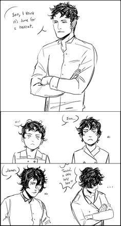 ♥-♥  Will e James Herondale