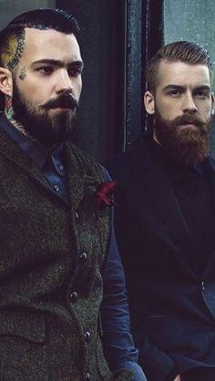 Styling like a true gentleman. Handsome.