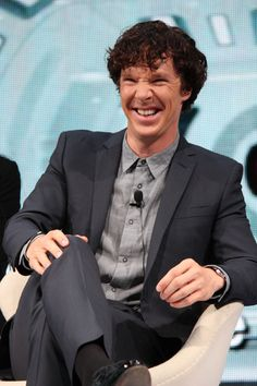 """I love that nose wrinkle :) <-- There's a line in """"The Way You Look Tonight"""" that says that. That song is for Ben XD"""