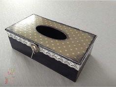 Bo te mouchoirs bois naturel l14 shadow box pinterest cajas servilleteros y toallas - Boite a mouchoirs casa ...