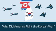 Why Did America Fight the Korean War? - YouTube